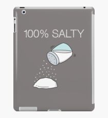 100% Salty iPad Case/Skin