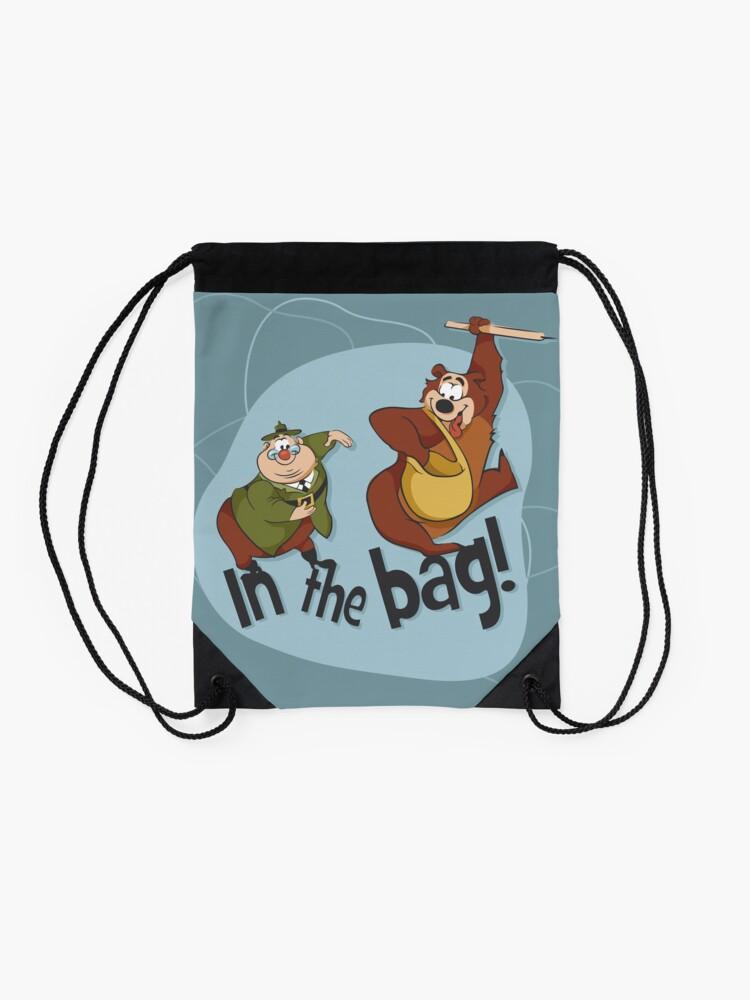 Alternate view of Humphrey Drawstring Bag