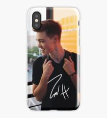 Zach Herron Why Don't We iPhone Case