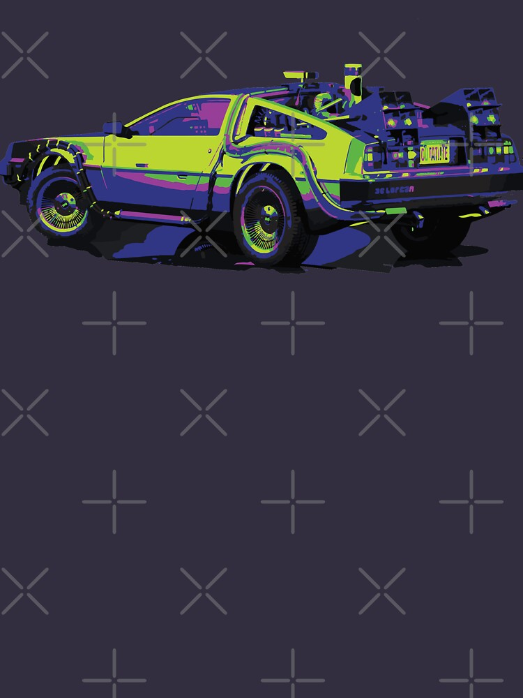 Back to the Future Delorean   Car   Cult Movie by koovox