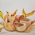 « Sabots de bois » par Maminou61