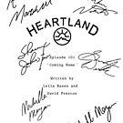 Heartland Script by CapnMarshmallow