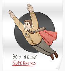 Bob Newby Stranger Things Poster