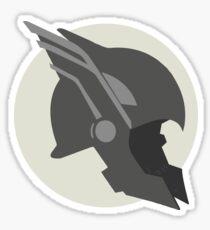 Helmet Sticker