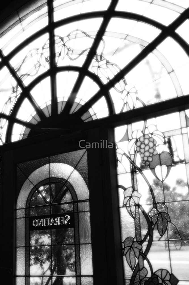 Serafino Window by Camilla