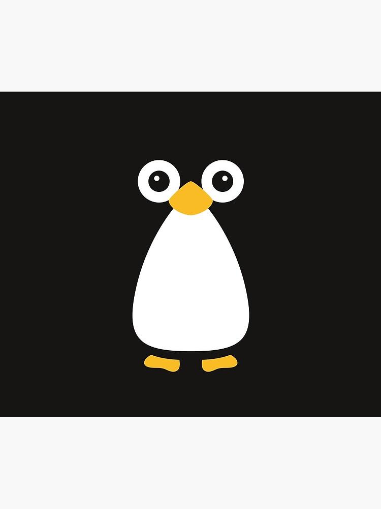 Cute Vector Penguin by ChunkyDesign