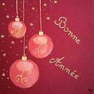 « Boules de noël » par Maminou61