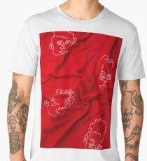 Embroidered Friends Men's Premium T-Shirt