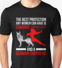german shepherd - german shepherd lover - gift Unisex T-Shirt