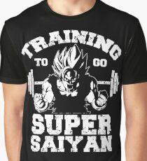 training to super warrior Graphic T-Shirt