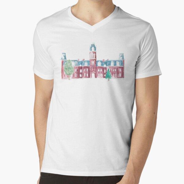 Woodburn  V-Neck T-Shirt