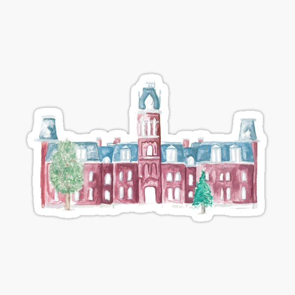 Woodburn  Sticker