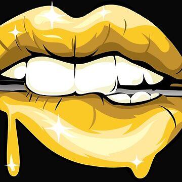 Honey Drips by kushcoast