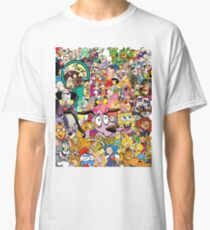 Cartoons Classic T-Shirt
