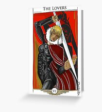 r6-Lovers Greeting Card