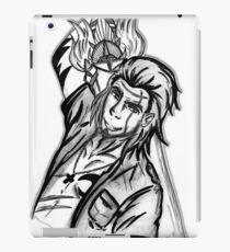Shield of the King iPad Case/Skin