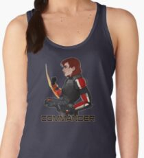 Commander Jane Shepard Women's Tank Top