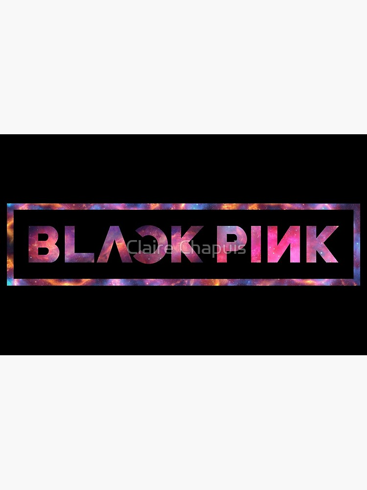 Black Pink Nebula by ClaireCrisci