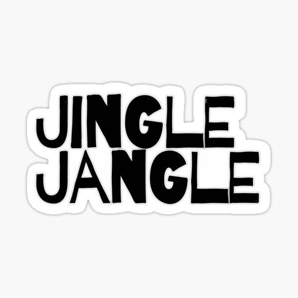 Jingle Jangle Sticker