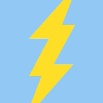 Lightning Bolt by expandable