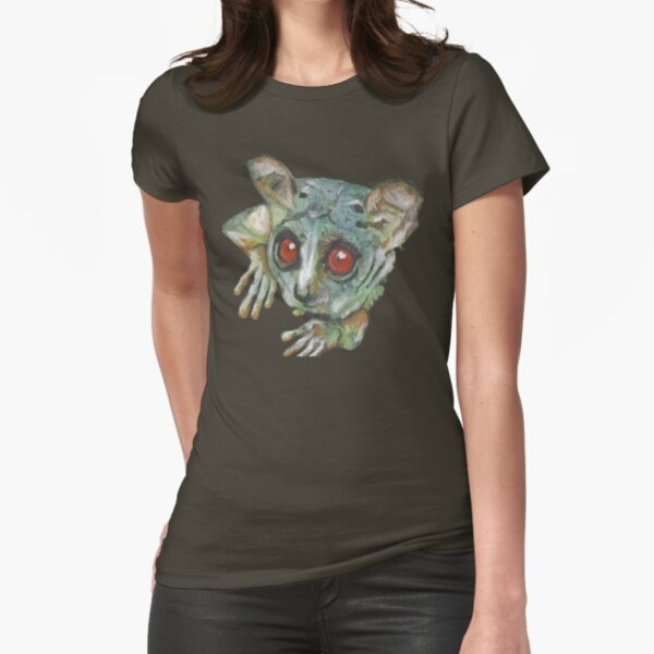 Bushbaby Fitted T-Shirt