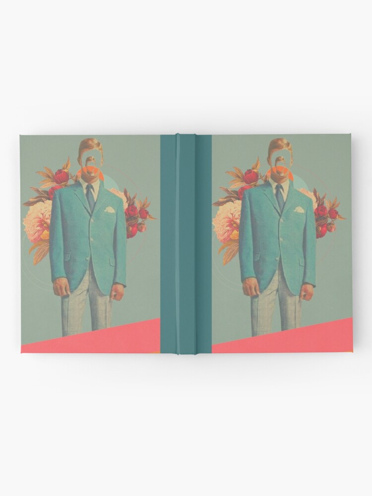 Alternate view of Absent Through my Adultness Hardcover Journal