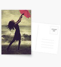 Thunderstorm Postcards
