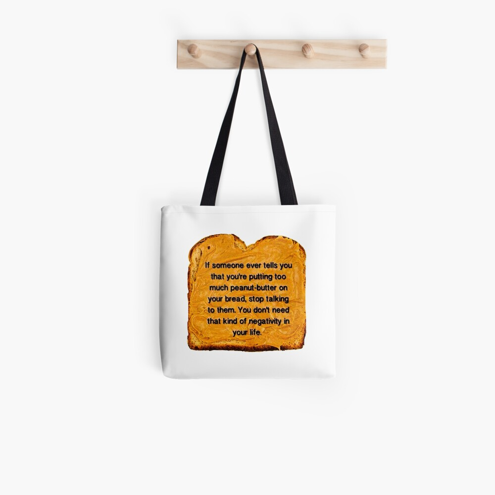 Never too much! Tote Bag