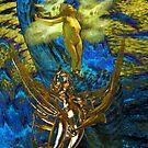 L'ange elle est la par Joseph ANGILELLA AUQUIER by joseph Angilella AUQUIER