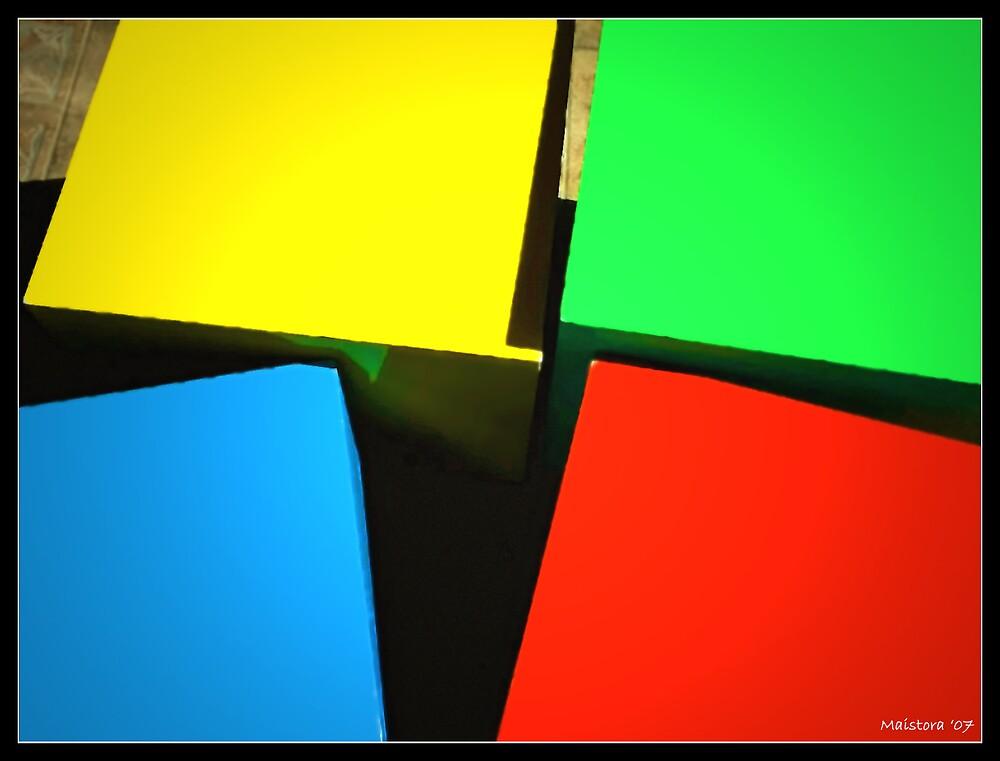 Cubes by Maistora