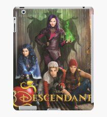 Descendants TV Show D3 iPad Case/Skin