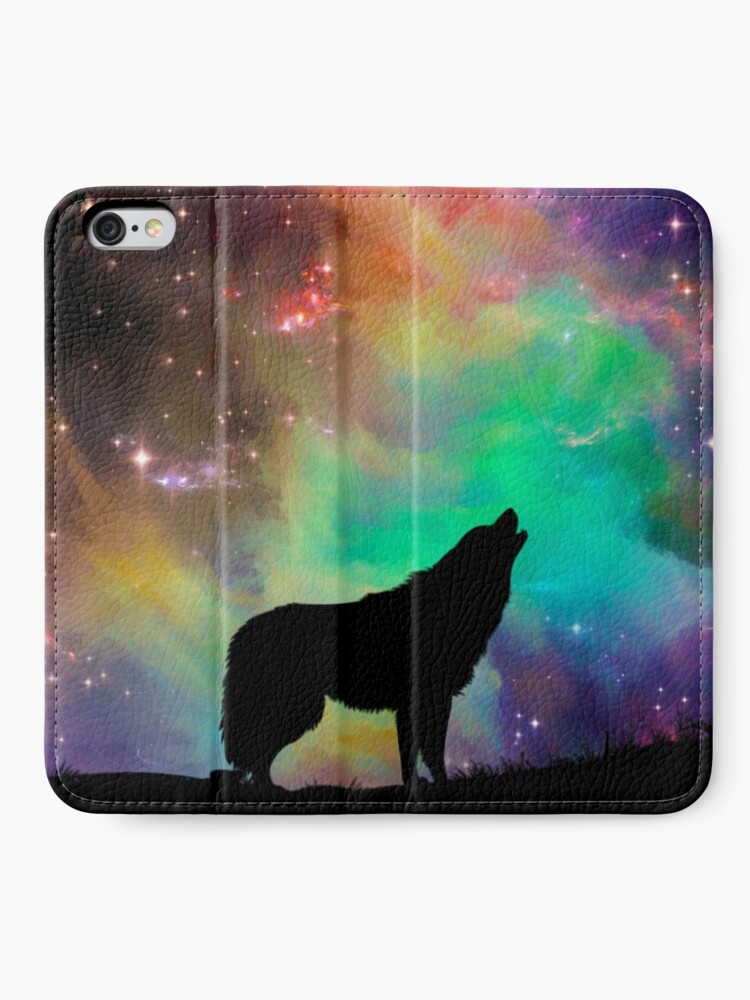 "Alternate view of ""Howling Wolf"" 