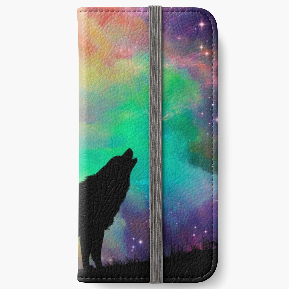 """Howling Wolf"" 