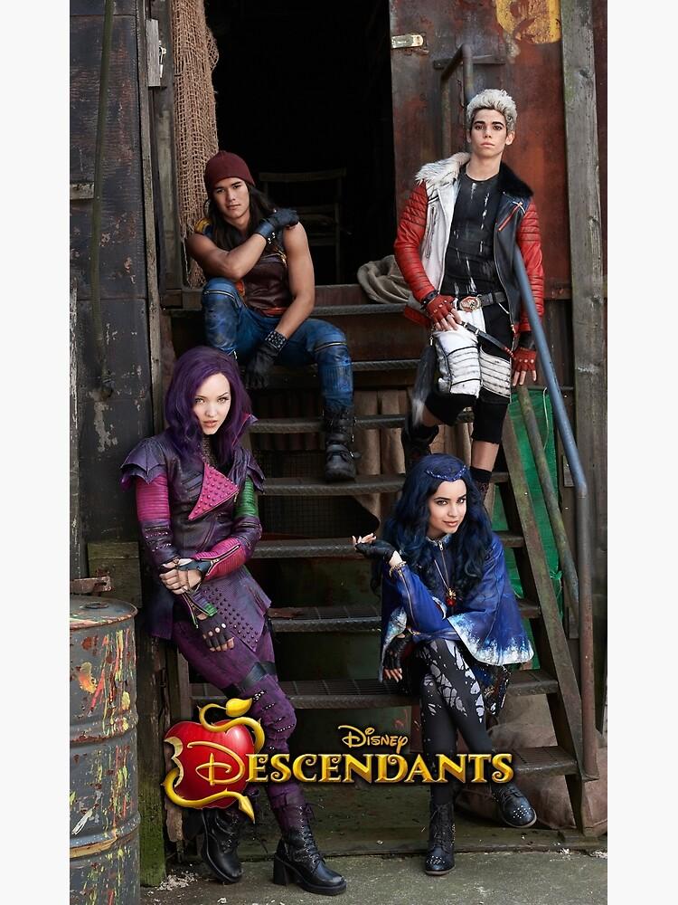 Descendants by JohnHolder