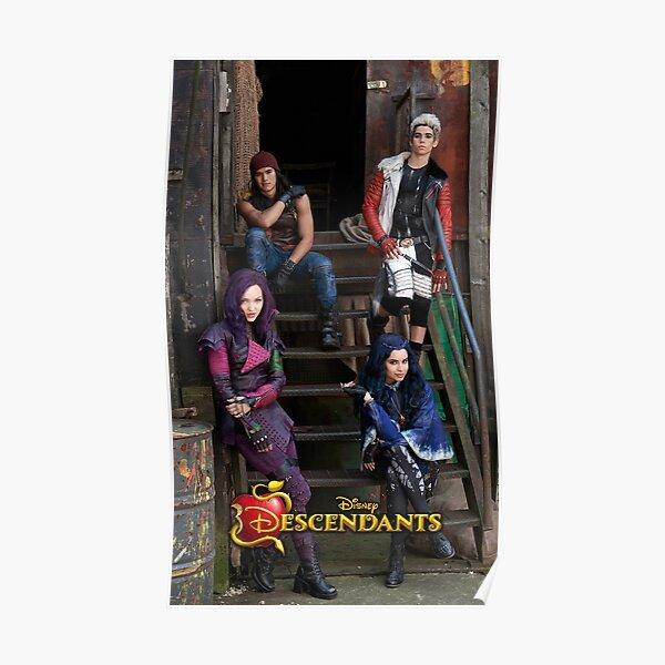 Descendance Poster