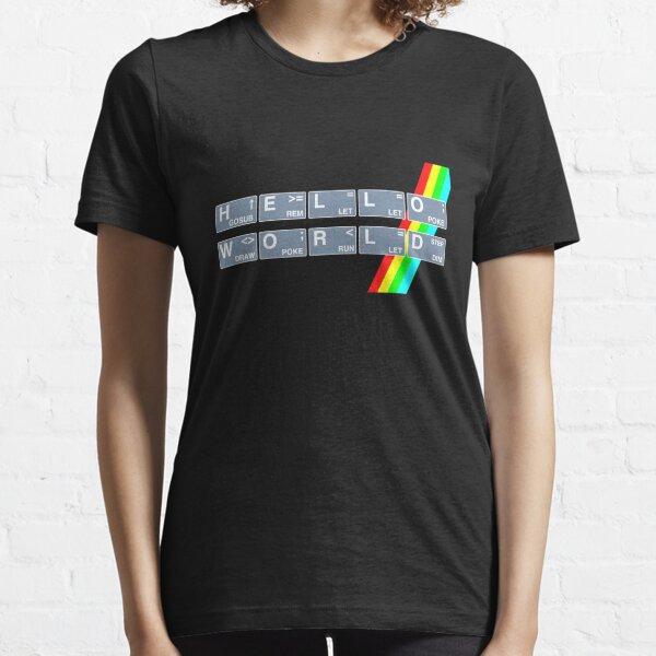 Hello Spectrum World Essential T-Shirt
