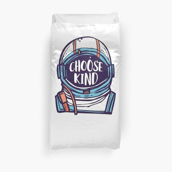Choose Kind Wonder Duvet Cover