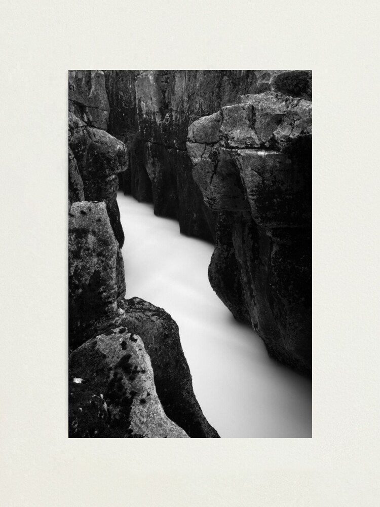 Alternate view of Whyte water Photographic Print