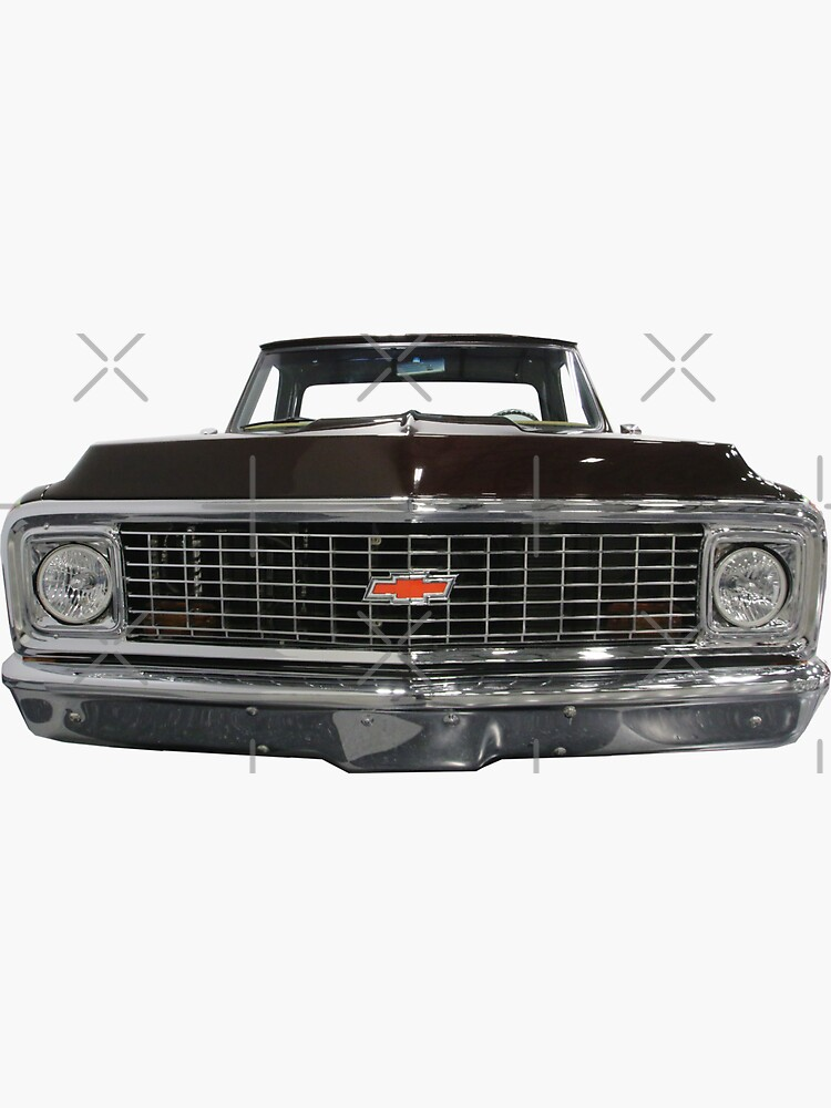 1972 C10 Pick Up de Statepallets