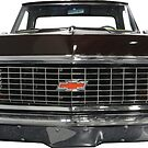 «1972 C10 Pick Up» de Statepallets