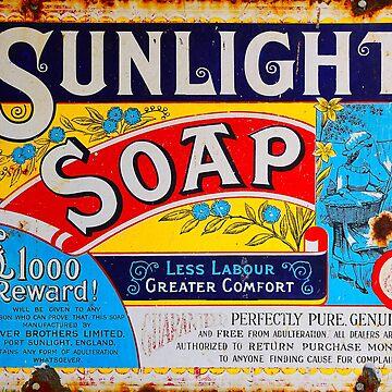 Sunlight Soap by ea-photos