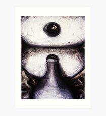 Hide and Seek Series Art Print
