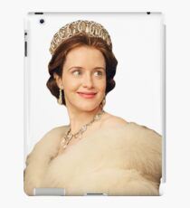 Elizabeth II iPad Case/Skin