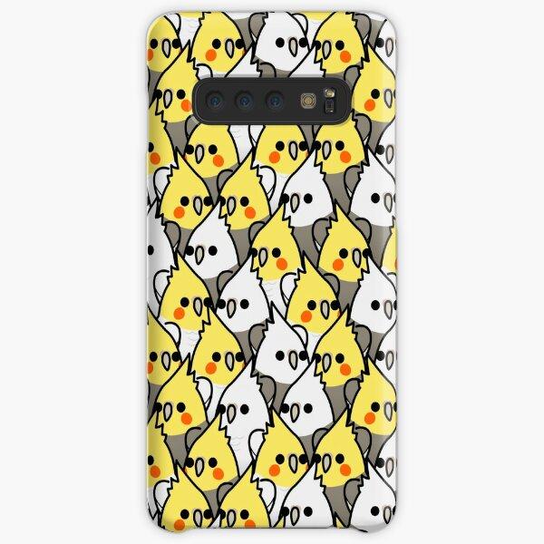 Too Many Birds! - Cockatiel Squad Samsung Galaxy Snap Case