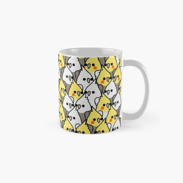 Too Many Birds! - Cockatiel Squad Classic Mug