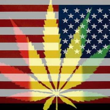 Weed of United States  by Mauiwaves
