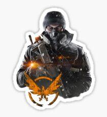 The Division - Survival Sticker