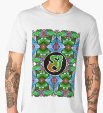 String Cheese Incident - Trippy Pattern 6 Men's Premium T-Shirt