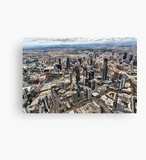 The Most Livable City Canvas Print