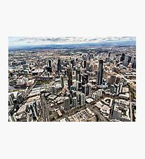 The Most Livable City Photographic Print